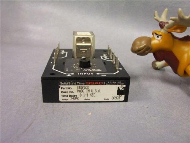Abb Ssac Solid State Timer Erdm321 24vac