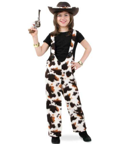 Cowboy Kuhhose Cowboykostüm Kostüm 1211254G13 Cowboyhose 116-164 1-tlg