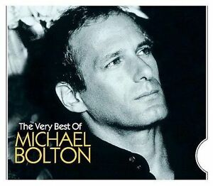 FREE US SHIP. on ANY 3+ CDs! ~Used,Good CD Michael Bolton: Very Best of Import