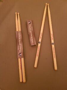 Stagg Sm5a 2 Pairs Of Maple Drum Sticks Wooden Tip Ebay