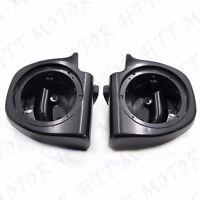 Speaker Pod Box 6.5 For 1993-2013 Harley Touring Lower Vented Fairings