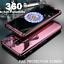 Pour-Samsung-Galaxy-S8-S9-hybride-antichoc-360-Ultra-mince-dur-Miroir-Housse miniature 3