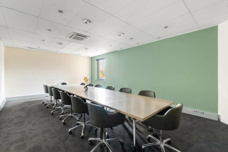 Move into ready-to-use open plan office space for 15 persons in JOHANNESBURG, Midrand