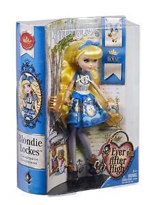 Ever-After-High-Blondie-Lockes-Fashion-Doll-Mattel-Original-1st-Edition-NEW