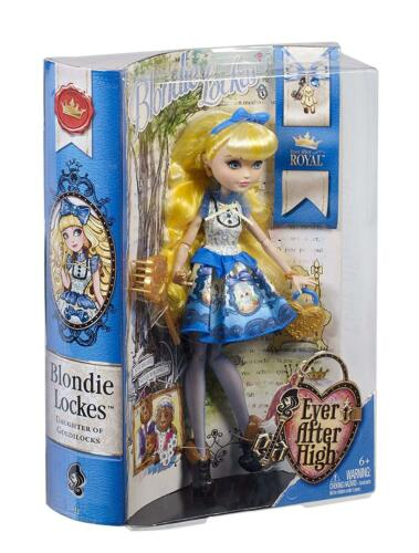 Ever After High Blondie Lockes Fashion Doll Mattel Original 1st Edition NEW