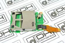Panasonic Lumix DMC-ZS7 TZ10 SD Card reader Assembly Part DH4731