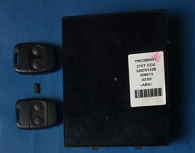 fob body control module ECU YWC000493 Land Rover Freelander 1 multifunction