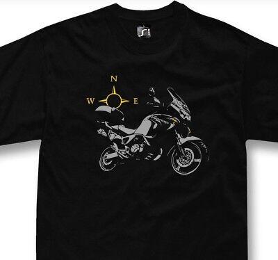 hoodie Honda Varadero fans t-shirt  XL 1000V XLV1000 moto off road T-shirt
