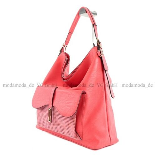 Handtasche Damentasche Tasche Tragetasche Damen Kunstleder Lederimitat LK6069