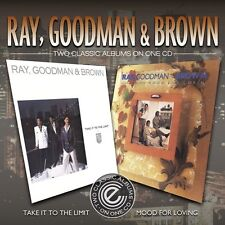 Ray, Goodman & Brown - Take It to the Limit / Mood for Lovin [New CD] UK - Impor