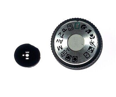 Para Canon EOS 6d Cámara Función Dial Modo Placa Interfaz Tapón Botón