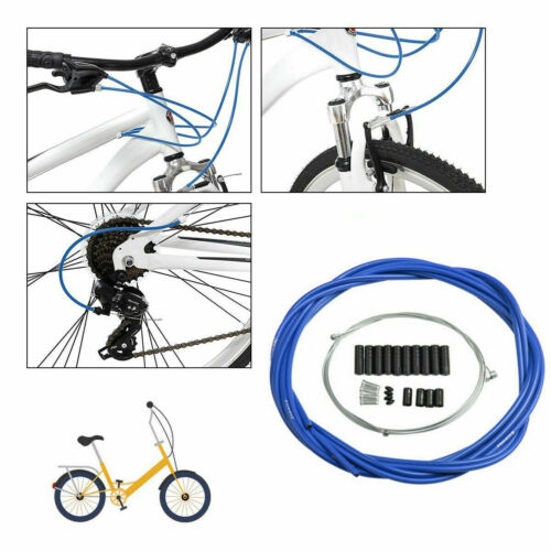 Jagwire Front and Rear Brake Gear Cable Set Inner Outer Mountain Bike Bicycle