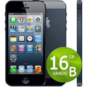 APPLE-IPHONE-5-16-GB-NOIR-NIVEAU-B-GARANTIE-12-MOIS-5G-REMIS-A-NEUF-16