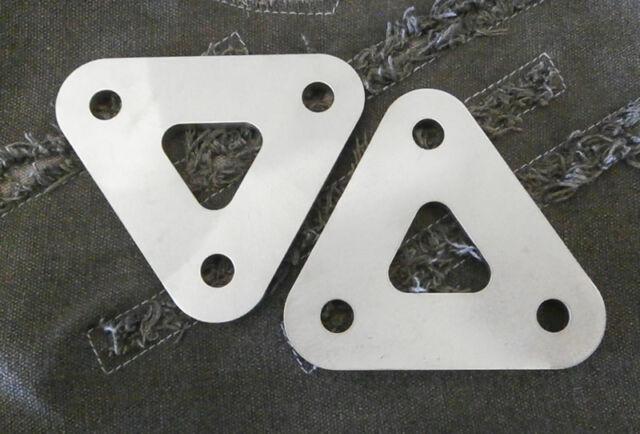 Honda VFR800 VTEC 20mm rear suspension jack up lift raising links kit 2002-on