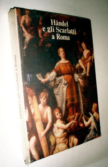 Handel e gli Scarlatti a Roma Santa Cecilia ZIINO PIRROTTA