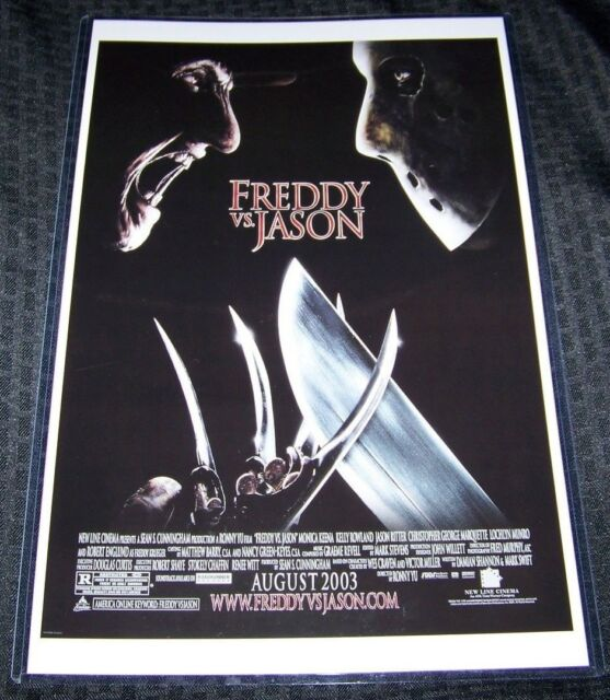 Jason Lives Movie Poster Friday The 13th Part 6 VI NEW 11x17 13x19