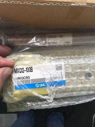 1PC New SMC MXQ12-100B #OH08