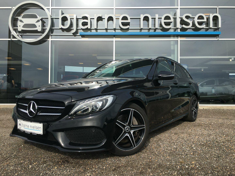 Mercedes C250 Billede 3