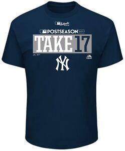 New York Yankees MLB Mens Take 17 Shirt Navy Blue Big   Tall Sizes ... 60081d05572