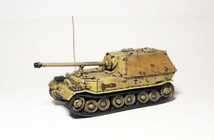 1:25 Scale Ferdinant Jagdpanzer Elefant Tank Destroyer Handcraft Paper Model Kit