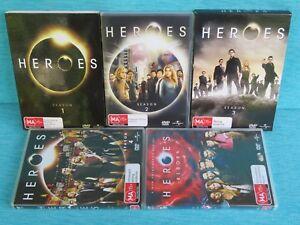 HEROES-COMPLETE-SERIES-1-TO-4-HEROES-REBORN-SEASON-1-DVD-TV-KRISTEN-BELL-2-3