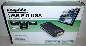 PLUGABLE USB 2.0 DISPLAY ADAPTER DRIVER FOR WINDOWS 7