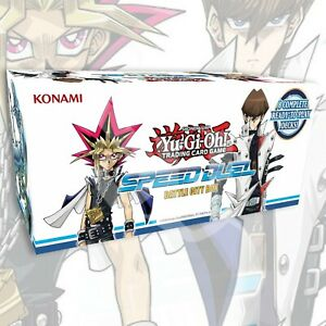 NEW-YuGIOh-BATTLE-CITY-BOX-FACTORY-SEALED-228-CARDS-SPEED-DUEL-GOD-CARDS