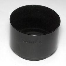 Konica Metall Gegenlichtblende 55mm für Hexanon AR 135mm f/2,8 (gebraucht)