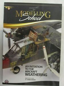 Book-Modelling-School-an-Initiation-to-Aircraft-Weathering-240-pages-softcover