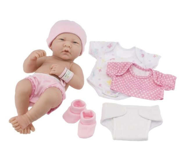 91242be85 outlet boutique ecdd3 c756c berenguer la newborn 15.5 vinyl baby ...