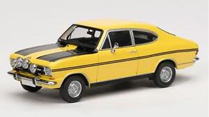 Opel-Kadett-B-Coupe-034-Yellow-Black-034-Schuco-1-43-3511-SPECIAL-PRICE