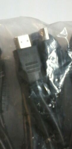 5 pack HDMI cables 6 foot  each