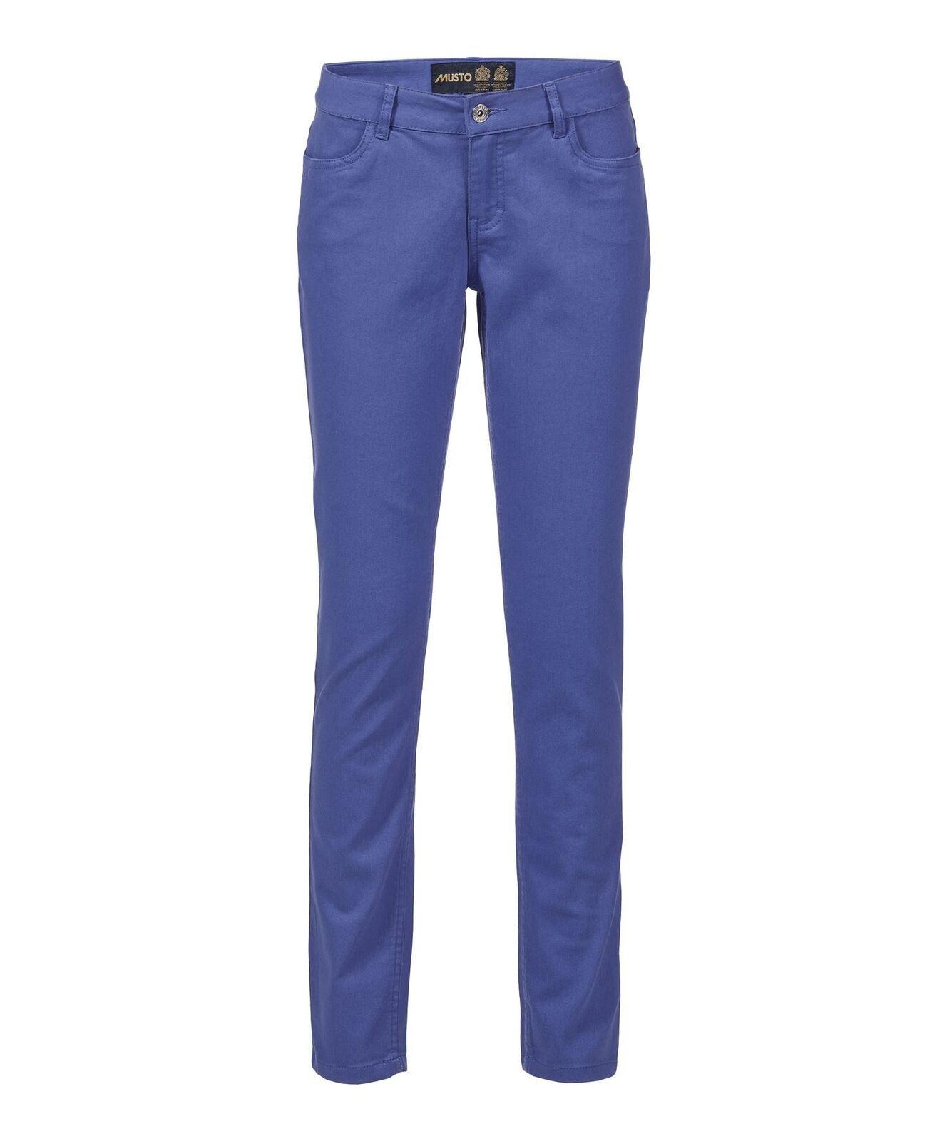 Musto Carolina Trousers - Dazzling bluee