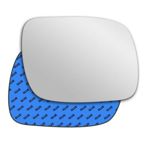 Right Hand Driver Side Mirror Glass for Volkswagen Touareg 2002-2007 0110RS