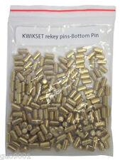 200 Pieces Pc Kwikset Rekey Bottom Pins 4 Locksmith Rekeying Pin Kits