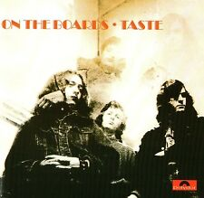 """TASTE - ON THE BOARDS CD (1970) RORY GALLAGHER / INCL.""""WHAT'S GOING ON"""""""