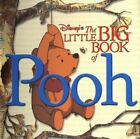 The Little Big Book of Pooh by Monique Peterson (2002, Hardcover)