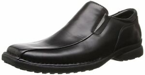 53248c7cc865 Kenneth Cole Men's 'Wild Fire' Classic Square-Toed Loafer Dress Slip ...