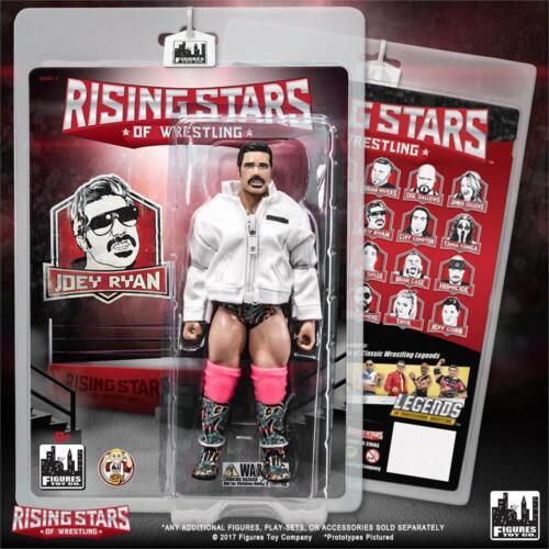 PWG Joey Ryan Rising Stars of Wrestling Action Figure Series 2