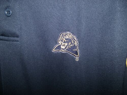 FREE SHIP Details about  /Men/'s Navy Blue PITT Panthers Short Sleeve Polo Shirt Size Large