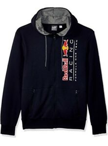 00f2dcb35081 RED BULL MEN S PUMA RACING FORMULA ONE TEAM HOODED SWEAT TRACK ...