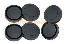 Lens Rear Cap and Body Cap for Sony NEX-5R NEX-5T a6000 a5100 a5000 a7 x 3 pcs