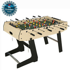US Foosball Table Atomic Game Professional Soccer Football Pub Game Room Family
