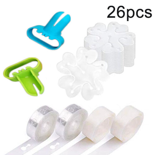 Balloon Decorating Tools Strip Kit Party Arch Garland Table Birthday Supplies