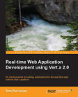 Real-Time Web Application Development Using Vert.x 2.0 by Tero Parviainen (Paperback, 2013)