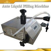 Liquid/water Filling/bottling Semi-automatic Encapsulation Machine Pump Screen