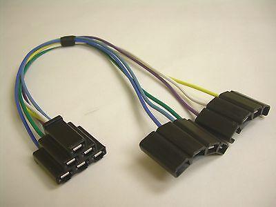 1965 1966 Impala Tilt Steering Column Turn Signal Switch Wiring Harness  Adapter | eBay | 1965 Chevrolet Turn Signal Wiring Harnness |  | eBay