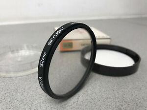 Hoya-52mm-Skylight-Filter-Free-UK-Postage