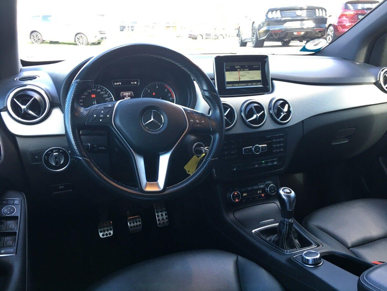 Mercedes B180 1,5 CDi - billede 8