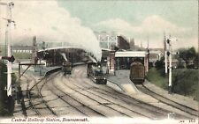 Bournemouth. Central Railway Station # 163 by JWS.